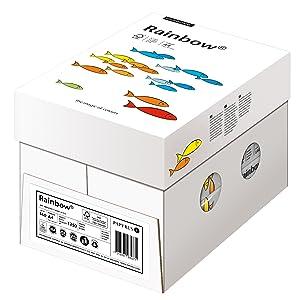 rainbow-karton;farbiges-kopierpapier;buntpapier;buntpapier-1250-blatt;buntpapier-A4-160g;papyrus