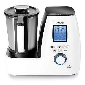 Lacor Cookingme Robot de Cocina Recetario Francés: Amazon.es: Hogar