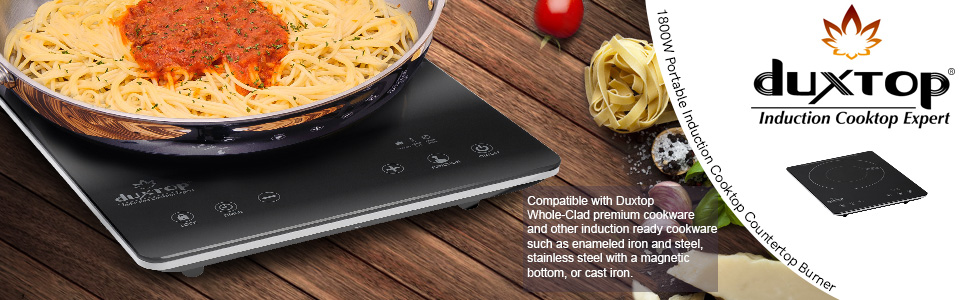 Best Portable Induction Cooktops 2020 7 Best Portable Induction Cooktops in 2020   Think For Home