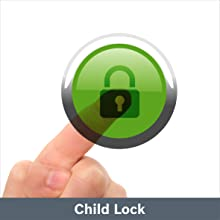 bosch original washing machine child lock feature safety feature