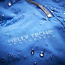 Helly Tech close-up
