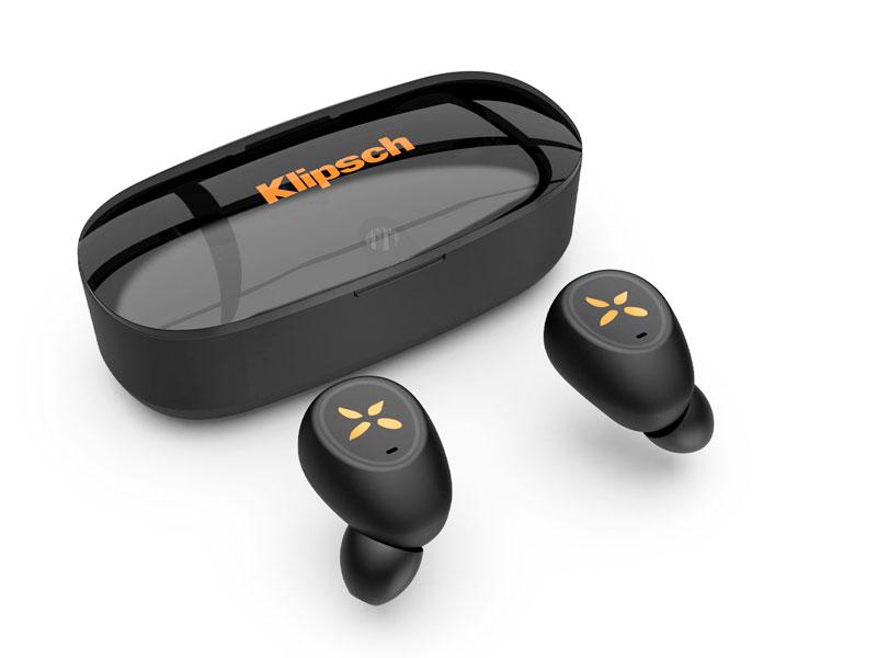 S1, True Wireless, earphones, Klipsch, wireless