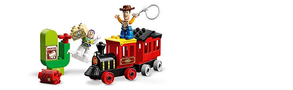 juguete de toy story, tren de juguete