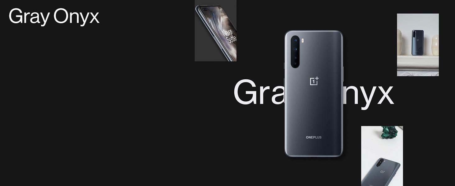 OnePlus Nord Gray Onyx
