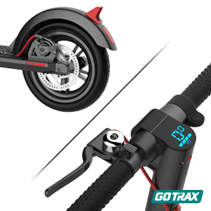 dual brakes