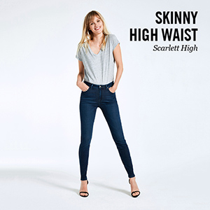 LEE Scarlett Vita Alta Skinny Jeans