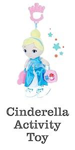 Disney Cinderella activity toy
