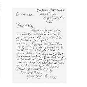 Cartas brasileiras - Correspondências históricas