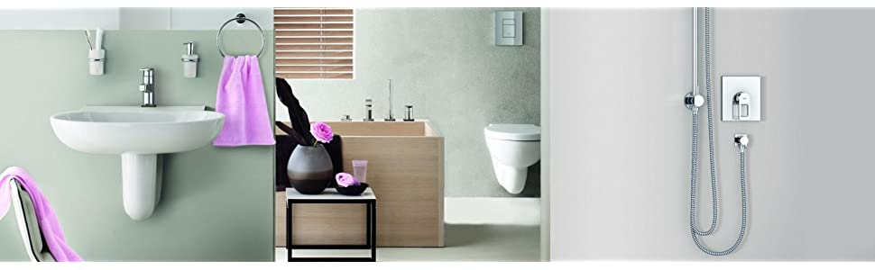 grohe 27420001 euphoria 180 shower system with thermostat diy tools. Black Bedroom Furniture Sets. Home Design Ideas