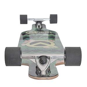 supercruiser cruiser skateboard long board atom komplete crown retrospec hawk zed bamboo sector abec