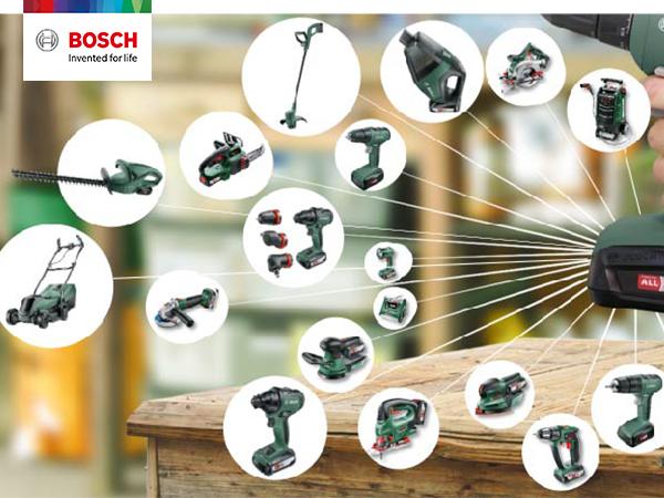 Bosch EasyGrassCut 18-230 - Cortabordes a batería (1 batería de ...