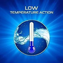 low temperature action dish dishwasher dishwashing detergent