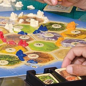 catan devir juego de mesa divertido diversion jugar regalo amigos familia