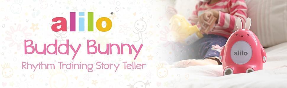 Alilo Buddy Bunny Rhythm Training Story Teller