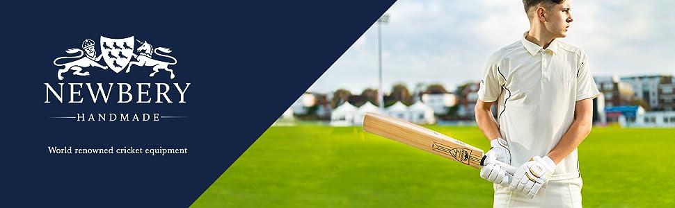 Newbery Cricket Unisex-Youth Legacy