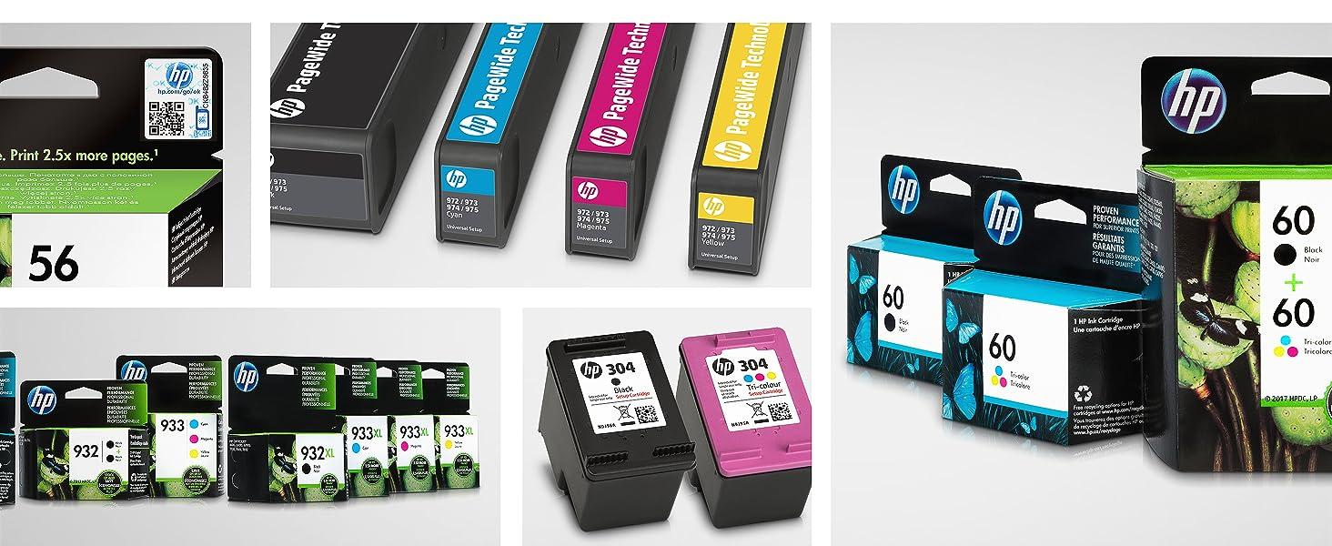 HP 963XL (3YP35AE) Multipack Original Druckerpatronen mit