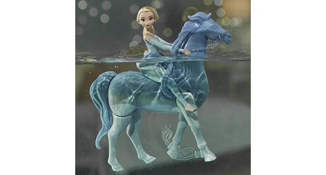 Elsa Swim and Walk Nokk