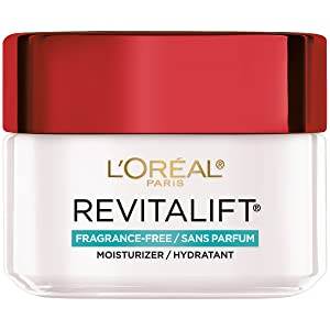 anti aging face moisturizer, fragrance free face lotion