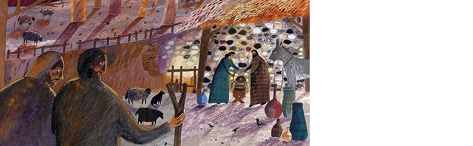 the sleepy shepherd, christmas books for kids 2018, advent gifts 2018, christmas books, kids books