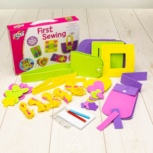 First Sewing, Galt creative set for kids