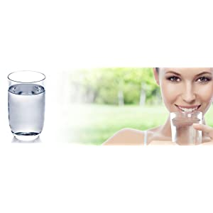 Water filter jugs, filtered water, water purity