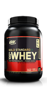 ON Whey, Protein Powder, Optimum Nutrition, ON Whey Protein Powder, Protein, 100% Whey Protein