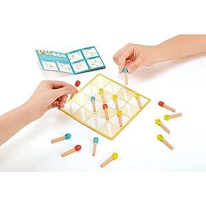 ボードゲーム 卓上ゲーム テーブルゲーム バランスゲーム タワーゲーム バランスゲーム 脳トレステイホーム