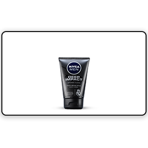 A picture of Nivea Deep Impact Face Wash