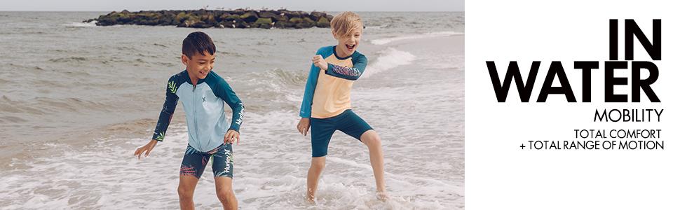 hurley kids swim surf