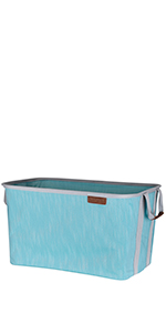 Collapsible Deluxe  Laundry Basket