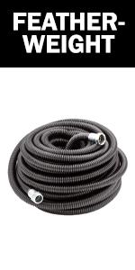featherweight outdoor garden hose