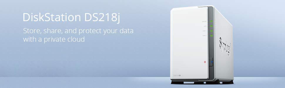 DS218j