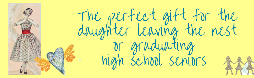 The perfect gift for the daughter leaving the next or graduating high school seniors