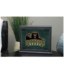 Baylor Bears Colored Logo Collage Light Box Insert