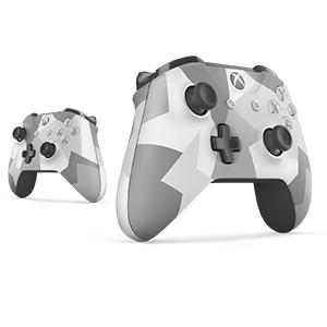 Amazon com: Xbox Wireless Controller - Winter Forces Special Edition