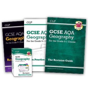 GCSE Geography from CGP