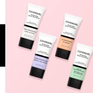 COVERGIRL TruBlend Face Primers in 4 types