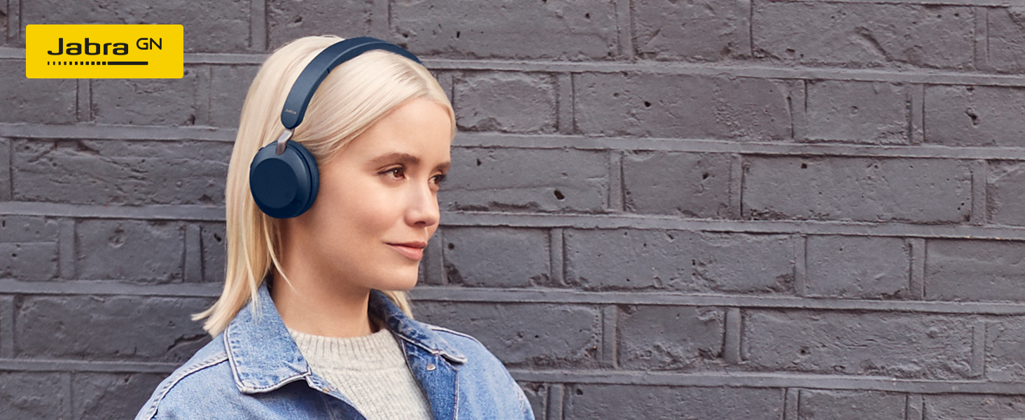 True Wireless headphones for great Calls & Music | Jabra Elite 45h