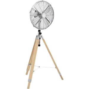 Tristar VE-5804 - Ventilador de pie, 40 cm, 50 W, Trípode de madera: Amazon.es: Bricolaje y herramientas