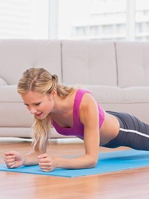 Pratique du fitness chez soi