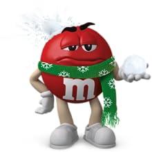 M&M'S;Knabber;Mars
