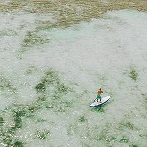 Adecuado para todo tipo de Paddle Surf