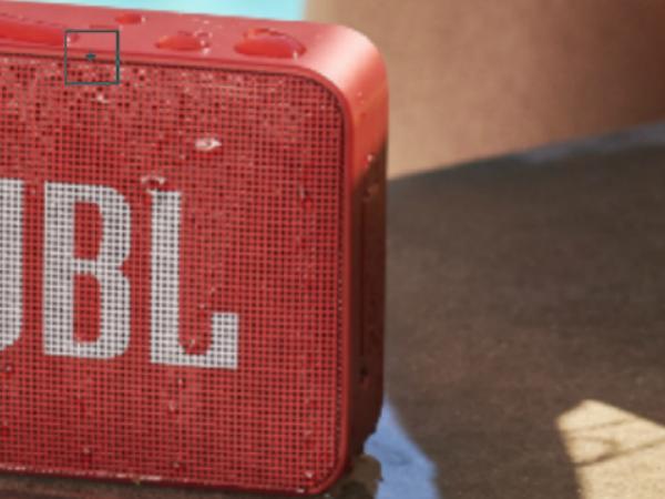JBL Lautsprecher mit Audioeingang
