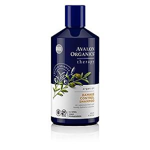 Avalon Organics Argan Oil Damage Control Shampoo