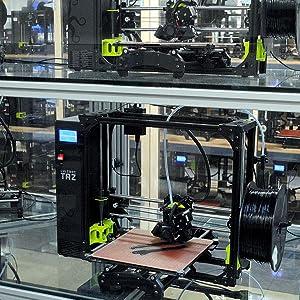 LulzBot TAZ 6, TAZ, LulzBot, TAZ 6, 3D printer, Loveland, Cluster, RepRap