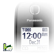 Panasonic KX-TGD530M Extend Talk Time