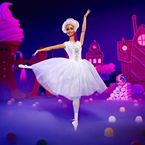 Disney Nutcracker And The Four Realms Barbie Ballerina Doll New In Box