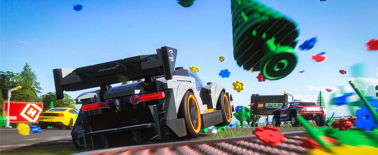 Xbox One X Lego Forza