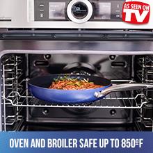 oven broiler safe