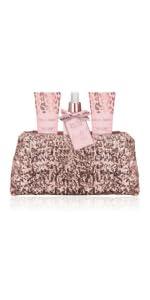Baylis & Harding Jojoba, Silk & Almond Oil Luxury Sequin Clutch Bag Gift